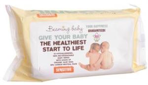 Beaming Baby Organikus Popsitörlő Kendő