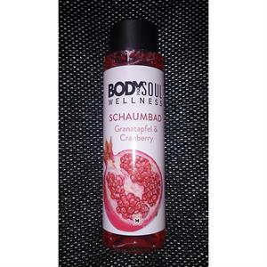 Body&Soul Wellness Gránátalma & Vörösáfonya Habfürdő