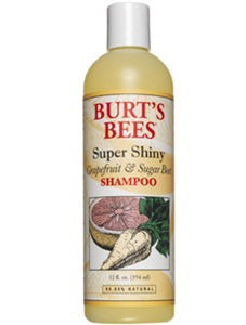 Burt's Bees Super Shiny Grapefruit & Sugar Beet Sampon