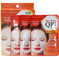 Daiso Japan Coenzyme Q10 Face Mask