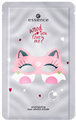 Essence Wood You Love Me? Energizing Eye Sheet Mask