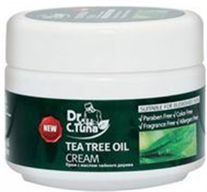 Dr. C. Tuna Tea Tree Krém