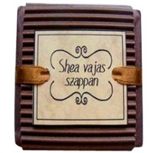 Pulardos Kézműves Natúr Shea Vajas Szappan