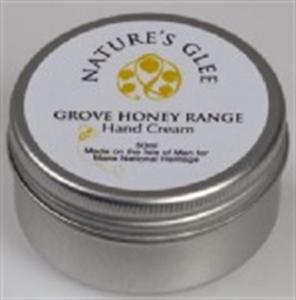 Nature's Glee Grove Honey Range Hand Creme