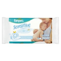 Pampers Sensitive Törlőkendő