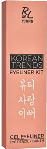 Rdel Young Korean Trends Eyeliner Kit