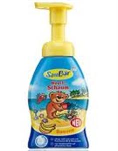 Saubar Banános Mosakodóhab