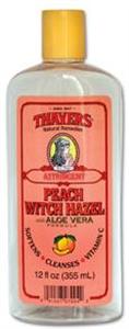Thayers Peach Witch Hazel With Aloe Vera Formula Toner
