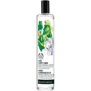 The Body Shop Aloe & Soft Linen Spray