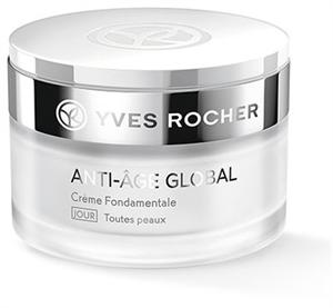 Yves Rocher Anti-Age Global Sejtregeneráló Nappali Krém