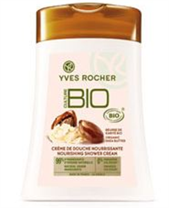 Yves Rocher Bio Culture Tusfürdő Karitévajjal