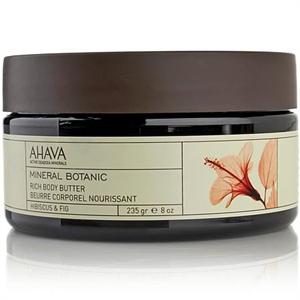 Ahava Mineral Botanic Hibiszkusz-Füge Testvaj