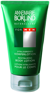 Annemarie Börlind For Men Revitalizing Body Lotion