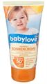 Babylove Sensitive Napozókrém SPF50+