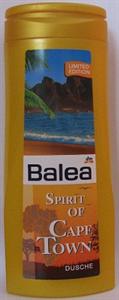 Balea Spirit Of Cape Town Tusfürdő