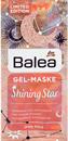 Balea Shining Star Élénkítő és Frissítő Hatású Zselés Arcmaszk