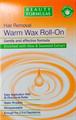 Beauty Formulas Warm Wax Roll-On Szőrtelenítő