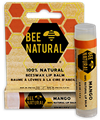 Bee Natural Mango Lip Balm