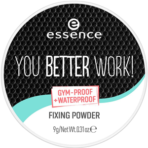 Essence You Better Work! Fixing Púder