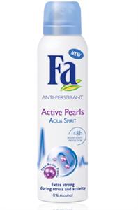 Fa Active Pearls Aqua Spirit Dezodor