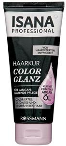 Isana Professional Colorglanz Haarkur