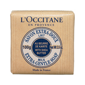 L'Occitane Milk Shea Butter Extra-Gentle Soap