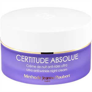 Méthode Jeanne Piaubert Certitude Absolue Ultra Anti-Wrinkle Night Cream