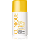 Clinique SPF50 Mineral Sunscreen Fluid For Face