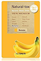 The Saem Natural-Tox Mask Sheet Banana