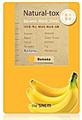 The Saem Natural-Tox Mask Sheet Banana
