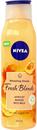 Nivea Fresh Blends Apricot Mango Rice Milk Tusfürdő