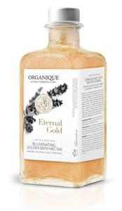 Organique Eternal Gold Bőrfiatalító Arany Fürdő Nektár