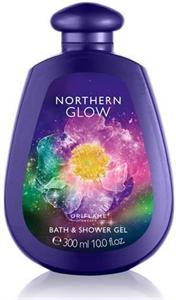 Oriflame Northern Glow 2 Az 1-ben Habfürdő és Tusolózselé