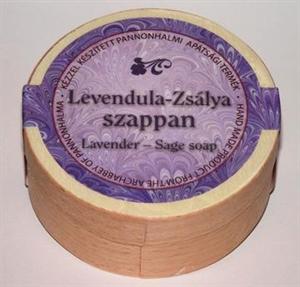 Pannonhalmi Főapátság Levendula-Zsálya Szappan