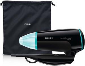 Philips BHD007 Essential Care Thermo Protect Travel Hair Dryer Ionos Hajszárító