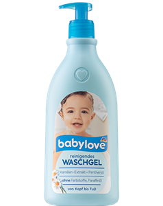 Babylove Reinigendes Waschgel