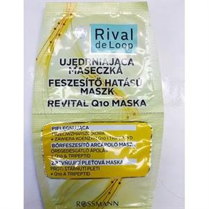 Rival de Loop Revital Q10 Feszesítő Hatású Maszk