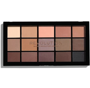 Revolution Re-Loaded Palette - Basic Mattes