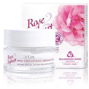 Bulgarian Rose Rose Joghurt Szemkörnyékápoló Tejkoncentrátum