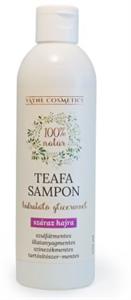 Vayne Cosmetics Teafaolaj Sampon Száraz Töredezett Hajra