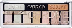 Catrice The Ultimate Chrome Collection Szemhéjpúder Paletta