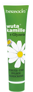 Wuta Kamille Kézkrém Glicerinnel