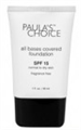 Paula's Choice All Bases Covered Foundation SPF25