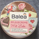 Balea Pflegecreme Mit Liebe Vanille & Marshmallow