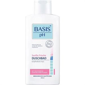 Basis pH Sanfte Frische Duschbad