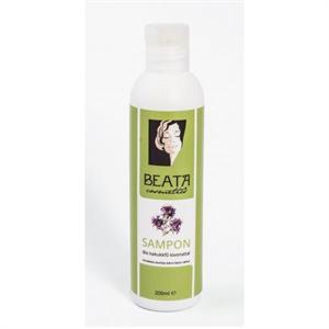 Beata Cosmetics Hajsampon Bio Kakukkfű Kivonattal