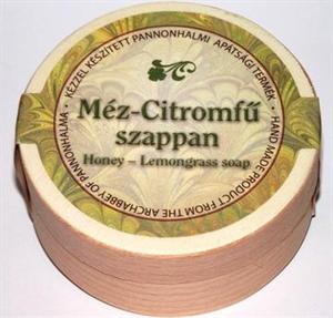 Pannonhalmi Főapátság Citromfű szappan