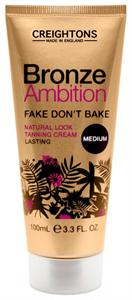 Creightons Bronze Ambition Fake Don't Bake Tanning Cream
