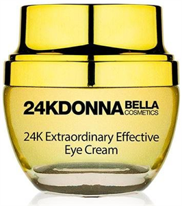 Donna Bella 24K Extraordinary Effective Szemkrém