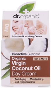 dr. Organic Nappali Krém Bio Szűz Kókuszolajjal